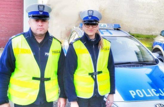 pułtuscy policjanci uratowali życie dwóch osób