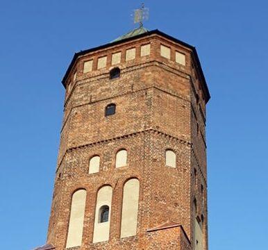remont wieży ratuszowej