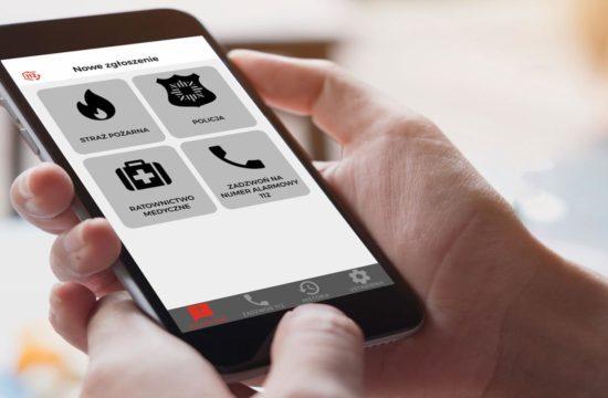 alarm 112 aplikacja mobilna