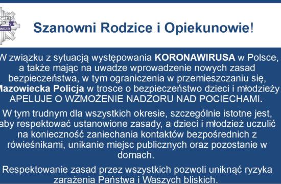 APEL POLICJI