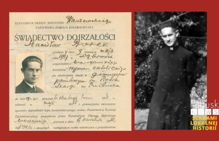 ks. Stanisław Borek
