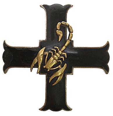 Medal 4 Pułk Pancerny Skorpion