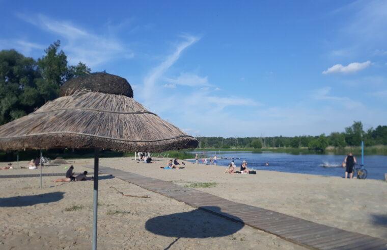 plaża Pułtusk 2020