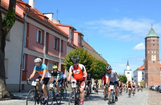 rowerem przez Polskę - rajdy dla frajdy Pułtusk