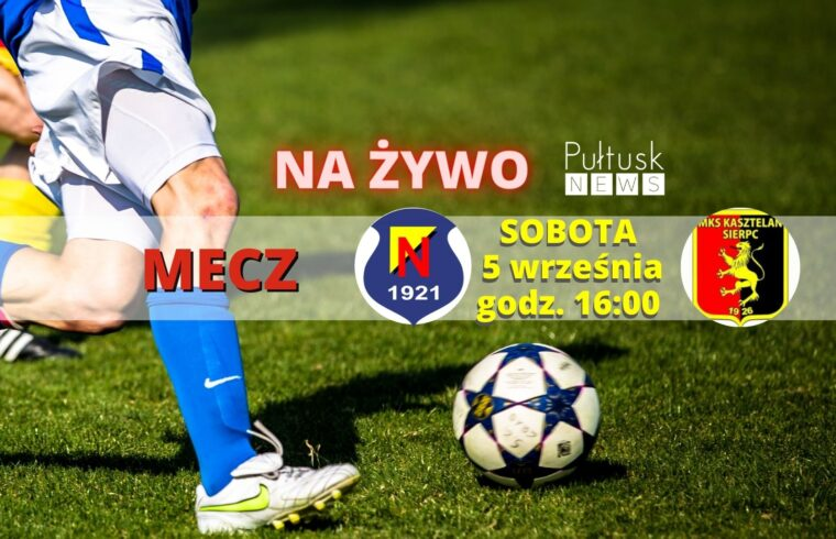 mecz live Nadnarwianka vs Kasztelan