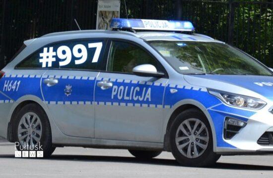 kronika policyjna Pułtusk