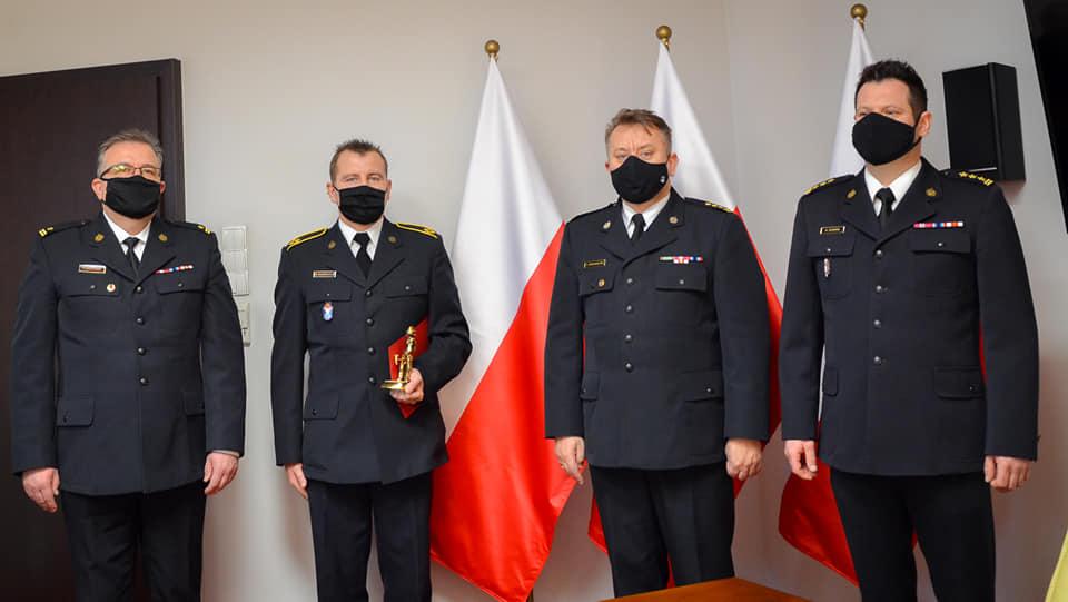Komenda Wojewódzka Państwowej Straży Pożarnej w Warszawie