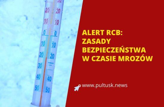 uwaga mróz - www.pultusk.news