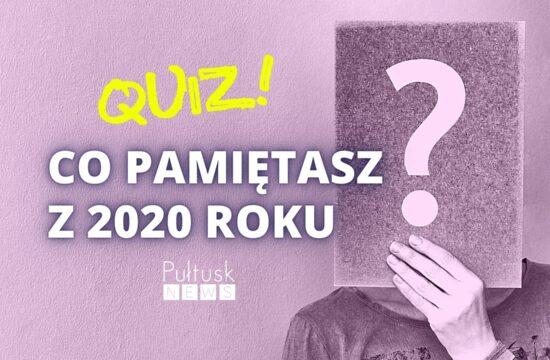 quiz wiedzy Pułtusk News