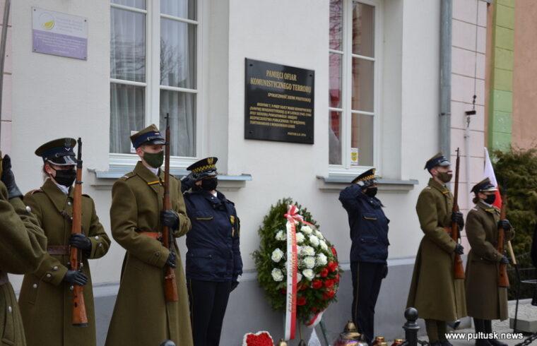 uroczystości z okazji Narodowego Dnia Pamięci Żołnierzy Wyklętych