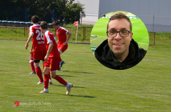 Paweł Brodzki Nadnarwianka trener