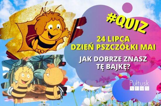 Pszczółka Maja Quiz